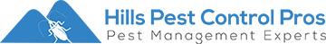 Hills Pest Control Pros Logo 1